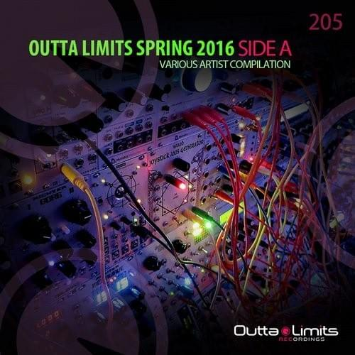 Outta Limits Spring 2016 Side A / Arthur Galestian - Dancing on Jupiter [2016 Re-release]