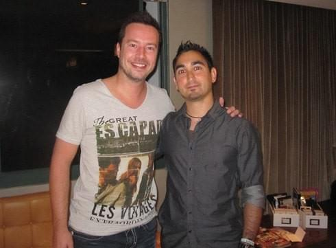 Arthur Galestian Interviews Sander van Doorn - Friday, July 19, 2013