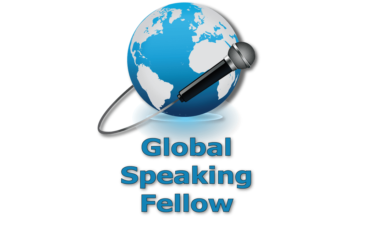 Logo Global speaking fellow