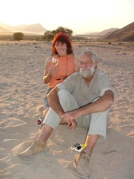 Explore the Kaokoveld with Maggie Jacobsohn and Garth Owen-Smith