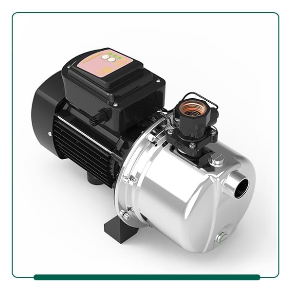 Stainless steel intelligent JET pump