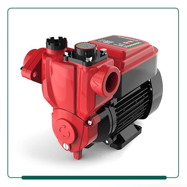 Intelligent self-priming pump