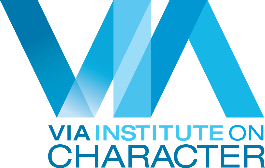 VIA Institute on Character Strengths Logo