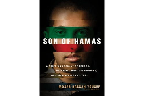 Cover: 'Son of Hamas,' Mosab Hassan Yousef, 2010