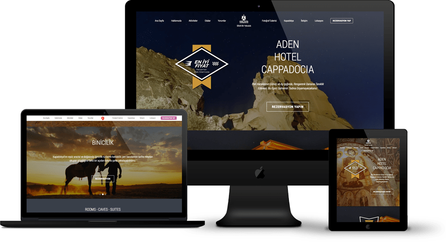 Responsive Web Design For Hotels by Hotel Linkage