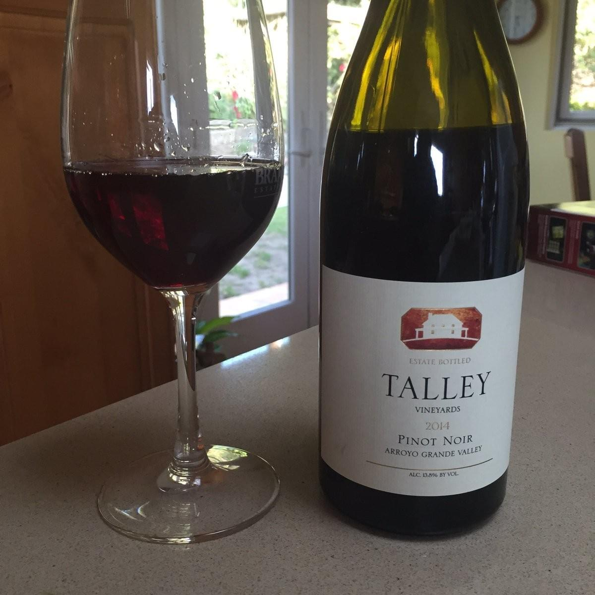 Talley estate pinot noir key west