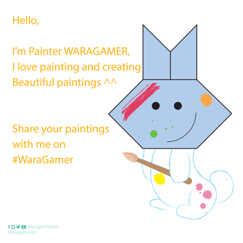 Painter WARAGAMER