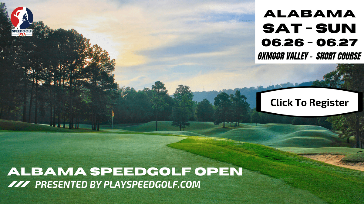 2021 Alabama Speedgolf Open | Speedgolf USA | Ronald McDonald House