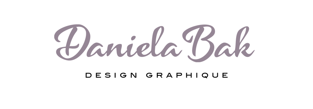 Daniela Bak Design Graphique