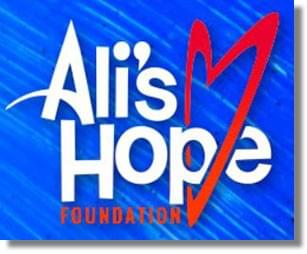 Link to Ali's Hope website