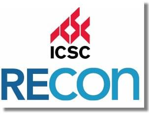 Logo for ICSC's RECon 2018 convention