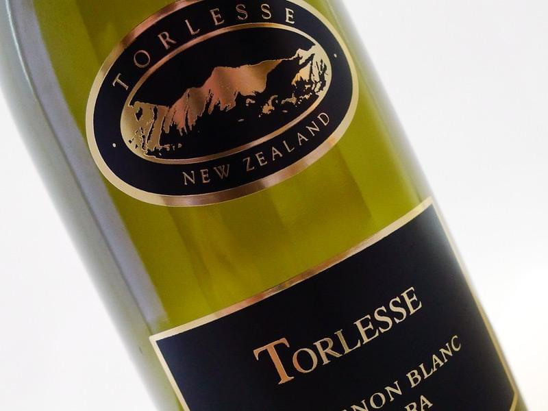 Torlesse Wine Bottle