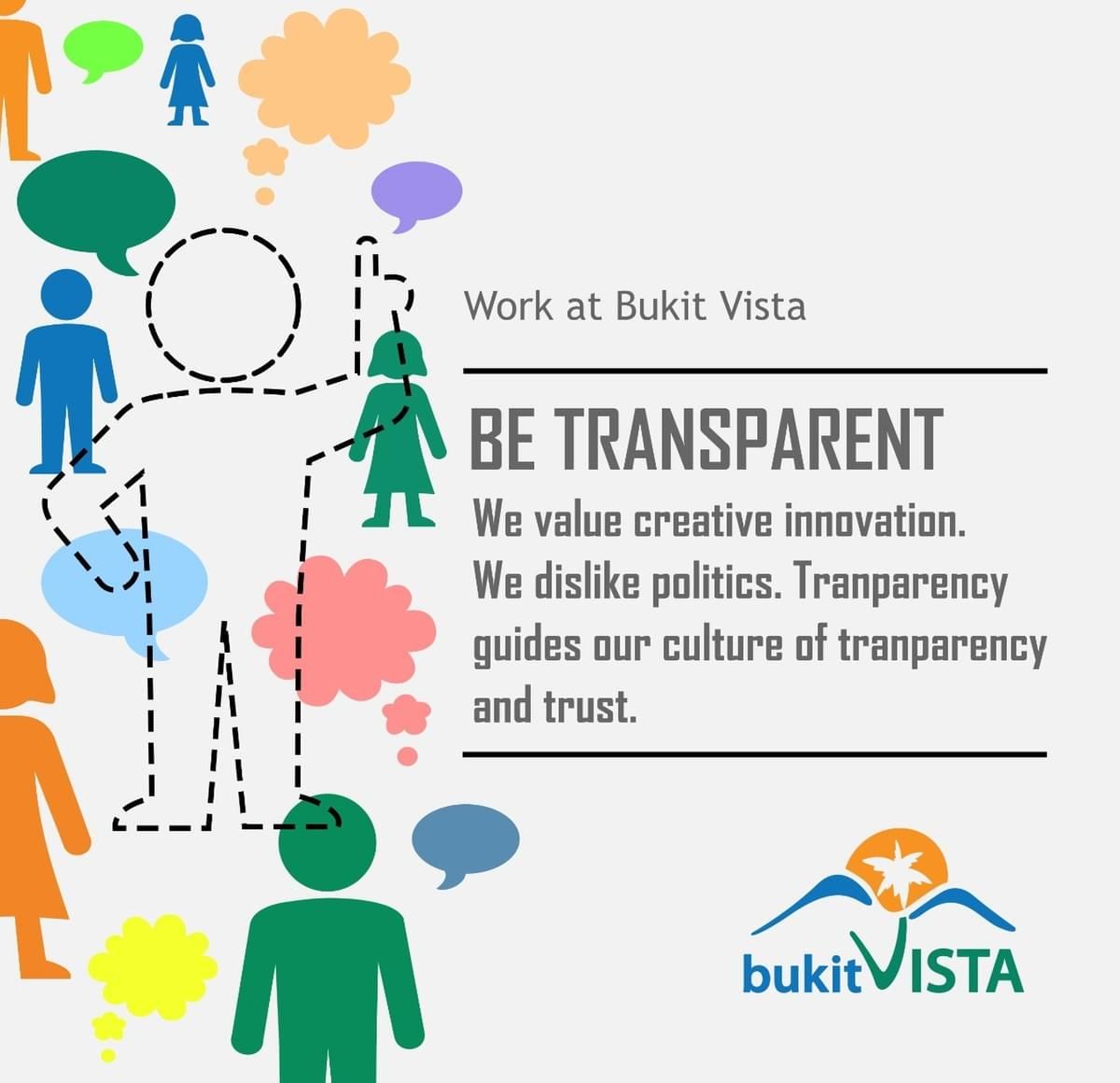 Bukit Vista core value