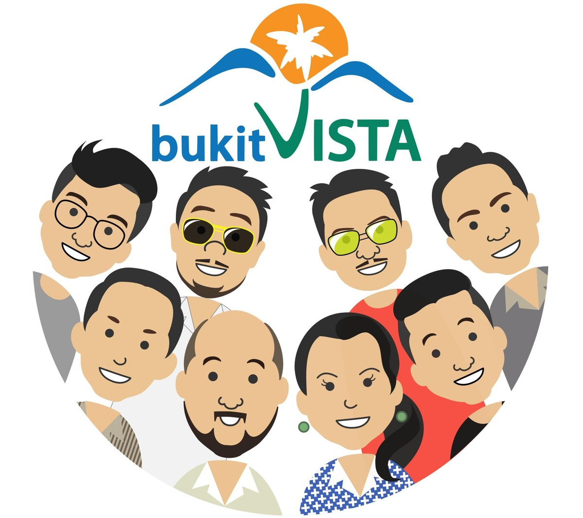 Airbnb Hosts in Bali with BukitVista hospitality services.