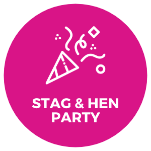 hen bahcelorette bachelor stag party night tips programme