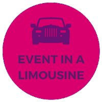 corporate event limousine