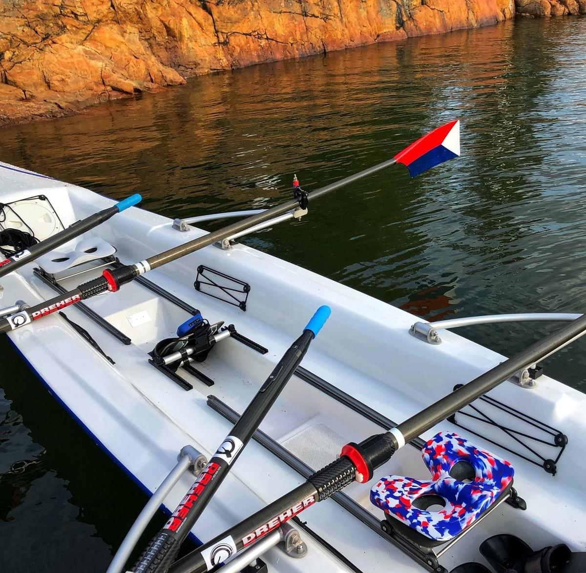 The Leo double C2X was put into good use at the race
