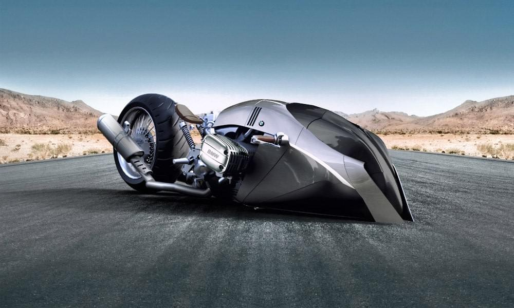 BMW R1100 concept bike new