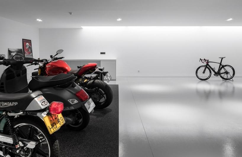 paulo martins compares cars with art in his hermetic garage