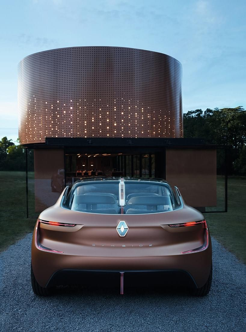 Renault SYMBIOZ concept back