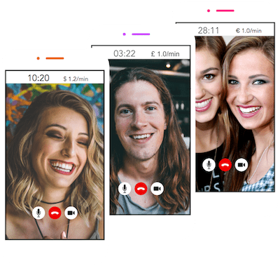Become a Talker - Univertalk - Paid Video Chat App