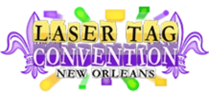 Laser Tag Convention Logo