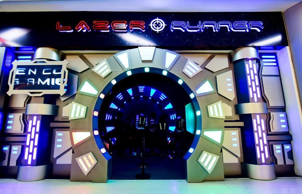 Lazer Runner Dominican Republic