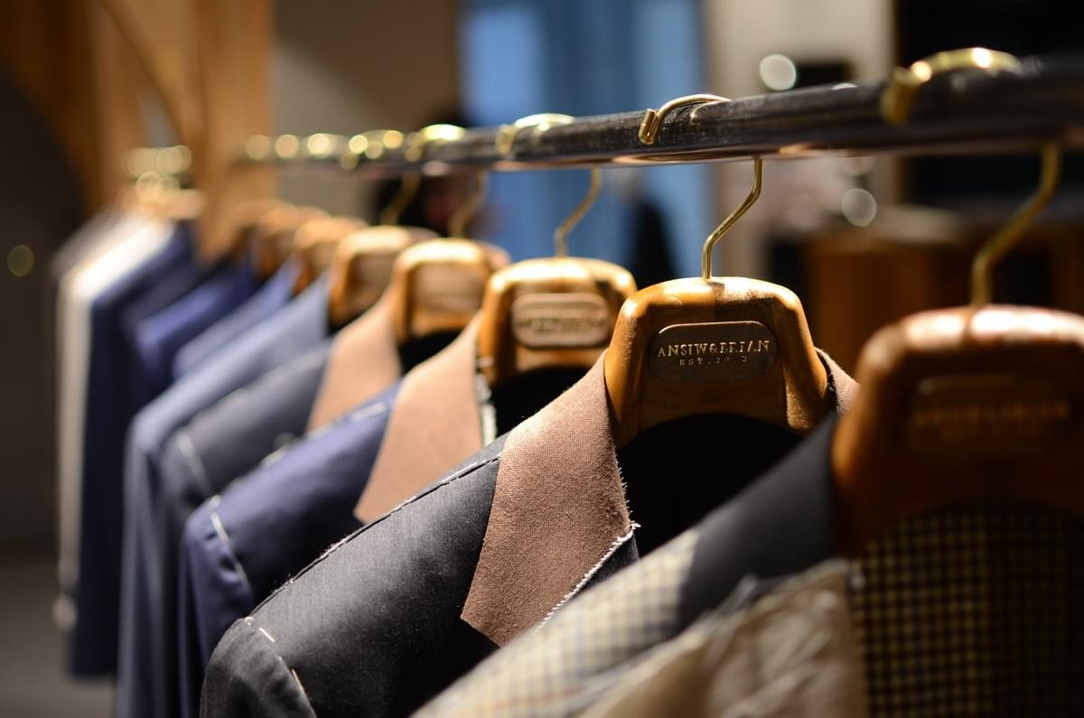 Barre & Brunel trunk show at Ansiw & Brian Bespoke in Shenzhen