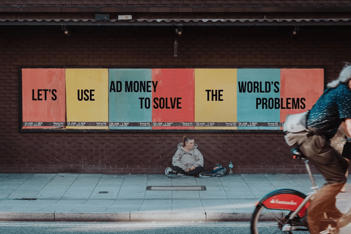 Good-Loop ethical video advertising - we use ad money to solve the world's problems