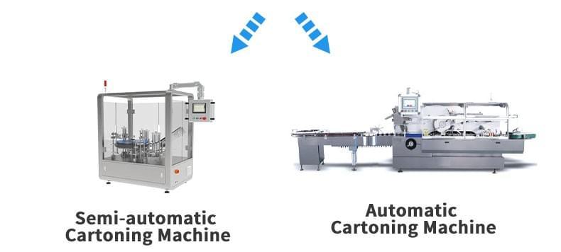 片剂成型液生产线装盒机