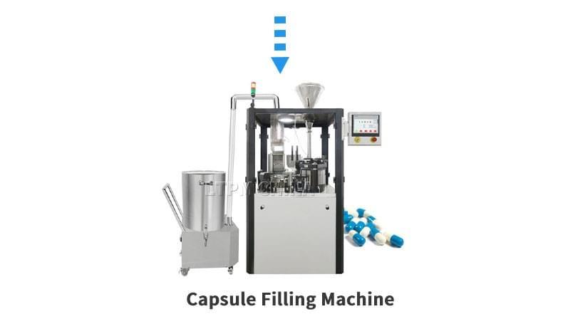 胶囊成型液生产线胶囊灌装机