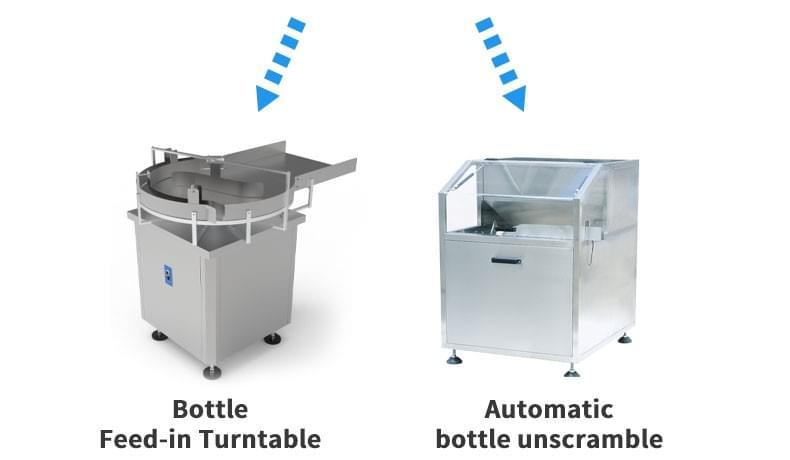 胶囊成型液生产线解瓶机