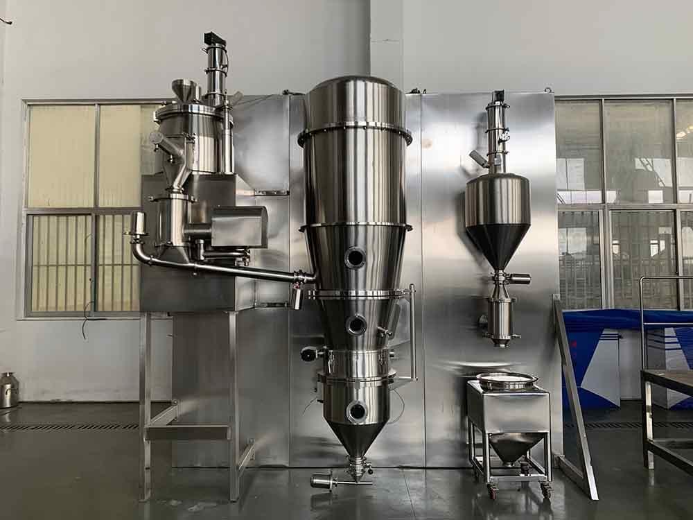 自动制粒设备