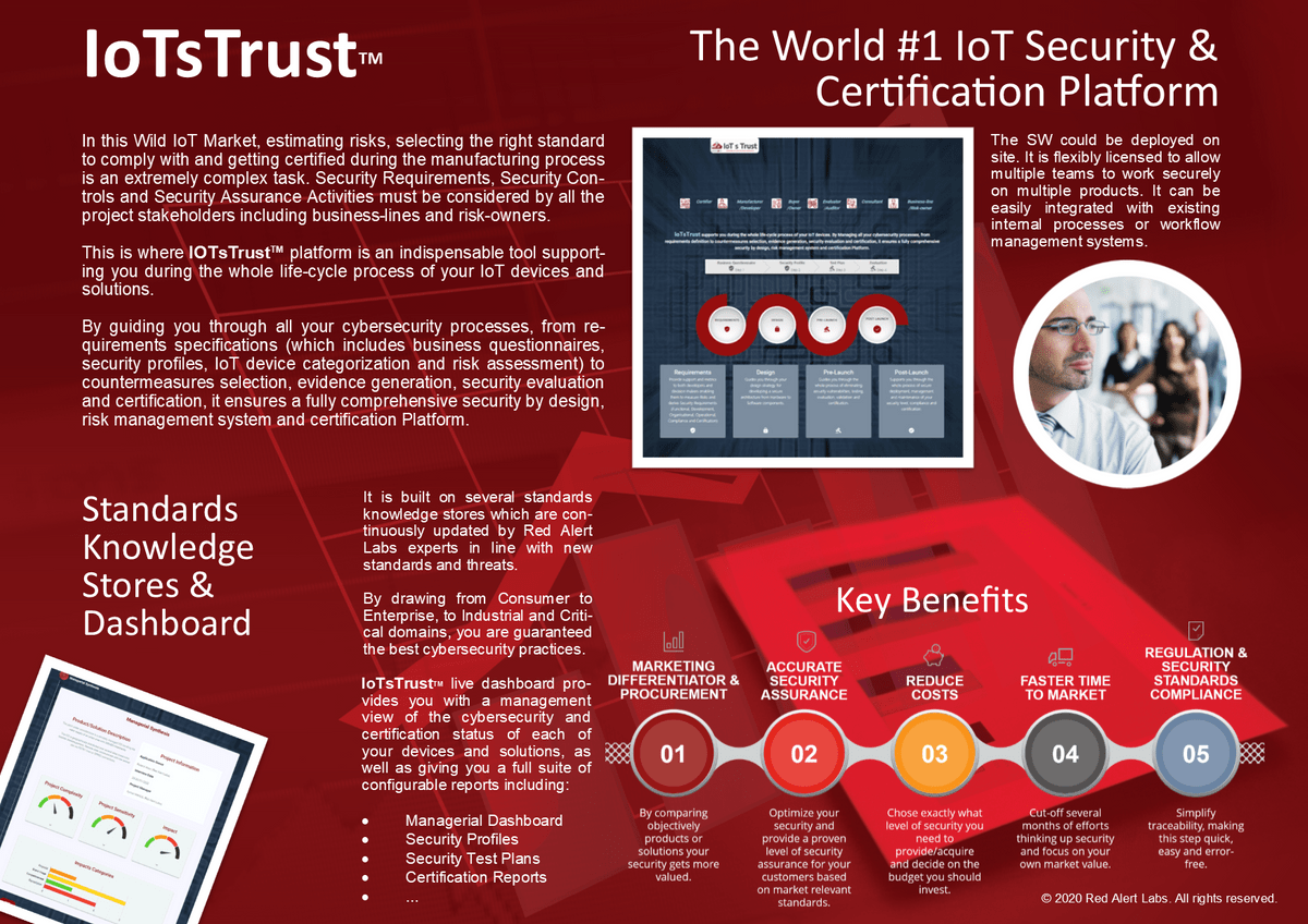 IoTsTrust Flyer
