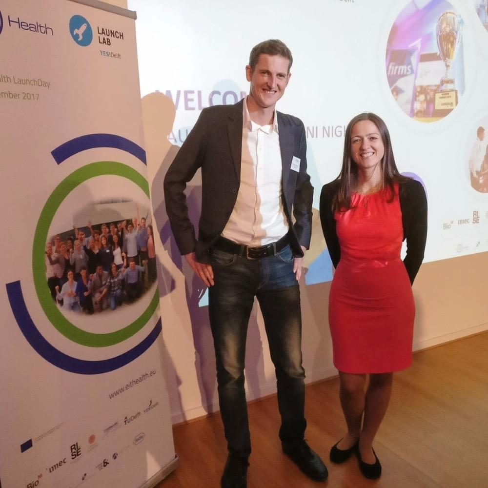 iBreve with EIT Health - The European Institute of Innovation & Technology