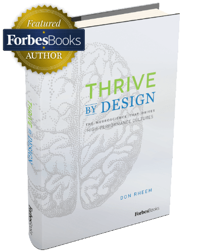 Thrive By Design Book