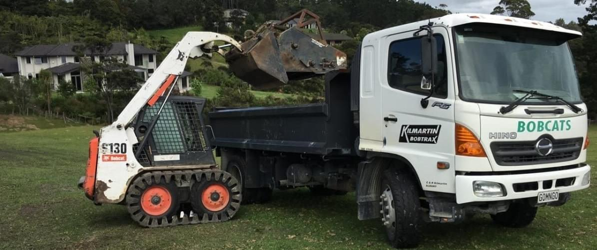Bobcat Hire Northshore