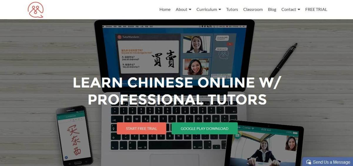 Learn Chinese Online with Professional Tutors with TutorMandarin