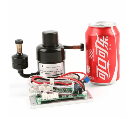Rigid Mini Refrigerated Compressor