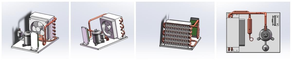 Compact and Small Cooling Systems from RIGID HVAC