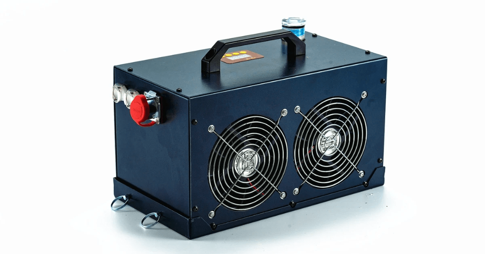 12V Compact Cooler - RIGID HVAC Cooling