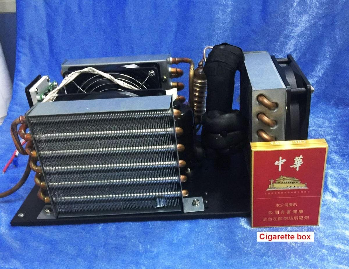 Micro DC Air Conditioner - Small Cooling System dc cooling