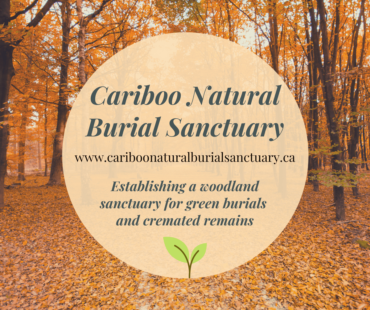 Link to Cariboo Natural Burial Sanctuary Website