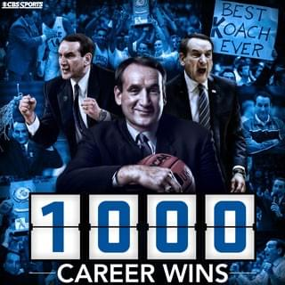 Coach K successful career