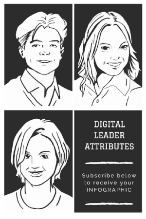 digital leader attributes