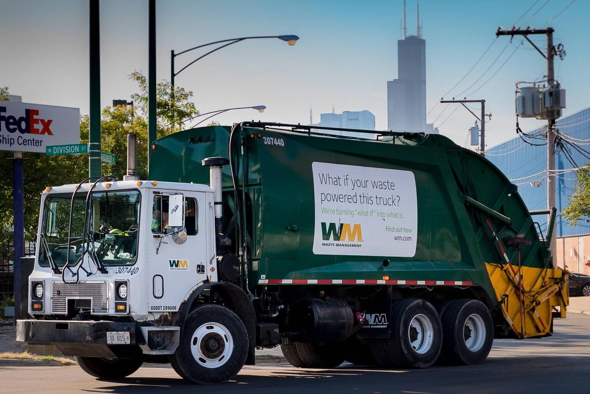 waste management complaint