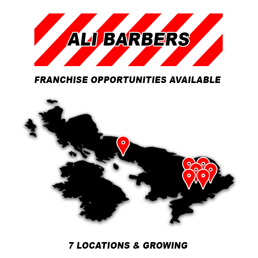 FRANCHISE - Ali Barbers