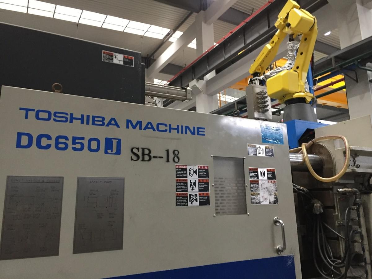 CNC Milling machine robot