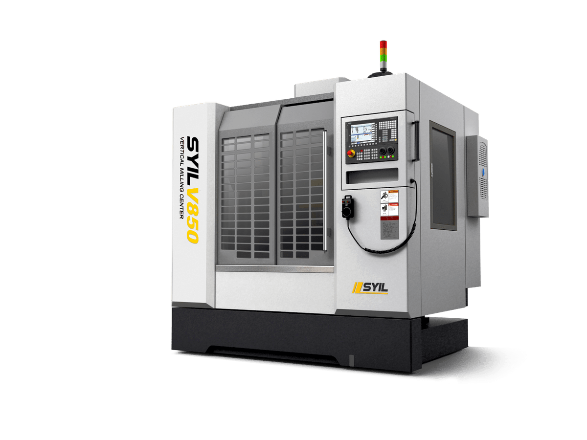 Vertical Machining Centres - SYIL V Series