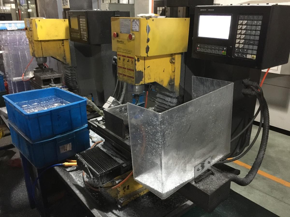 small cnc mill